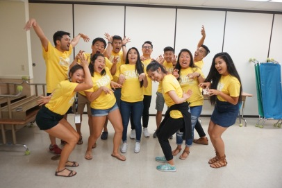 Kizuna Leadership Track 1 Counselors (July, 2017)